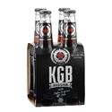 Picture of KGB 5% Vodka Black Russian 4pk Btls 275ml