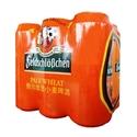 Picture of Feldschlobchen Pale Wheat Beer 5% 6x500ml