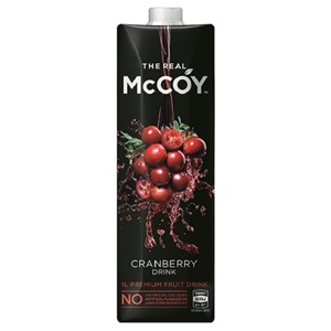 Picture of McCoy Cranberry 1L