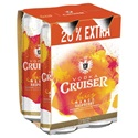 Picture of Cruiser 7% Mango Raspberry 4pk Big Cans 300ml