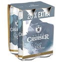 Picture of Cruiser 7% Ice 4pk Big Cans 300ml