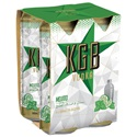 Picture of KGB Mojito 7% 4pk Cans 300ml