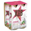 Picture of KGB Cosmopolitan 7% 4pk Cans 300ml