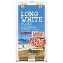 Picture of Long White Vodka Apple & Pear 4pk Bottles 320ml