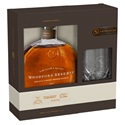 Picture of Woodford Reserve Bourbon  W/1 Glass 700ml