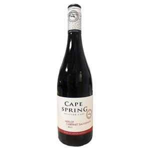 Picture of Cape Spring Merlot Cabernet Sauvignon 750ml