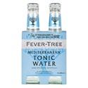 Picture of Fever Tree Mediterranean Tonic 4pk 200ml Bottles