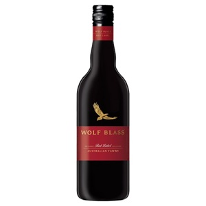 Picture of Wolf Blass Red Label Australian Tawny 750ml