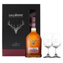 Picture of Dalmore 12YO SM + Twin Glasses Gift pk 700ml