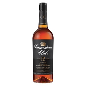 Picture of Canadian Club 12YO Premium Canadian Whisky 700ml