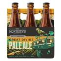 Picture of Monteiths Great Divide Pale ale 6pk Btls 330ml