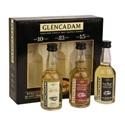 Picture of Glencadam Tripack Single Malt Minis 3x50ml