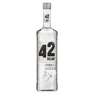 Picture of 42 Below Pure Vodka 1000ml