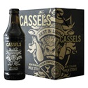 Picture of Cassels Milk Stout 6pk Bottles 328ml