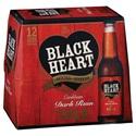 Picture of Black Heart Dark Rum & Cola 12pk Bottles 330ml