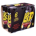 Picture of L&P 6pk Cans 250ml