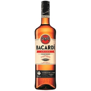 Picture of Bacardi Spiced Rum 1000ml