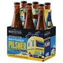 Picture of Monteiths Wayfarer Pilsner 6pk 330ml