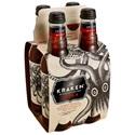 Picture of Kraken Black Spiced Rum & Cola 4pk Bottles 330ml