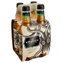 Picture of Kraken Black Spiced Rum & Dry 4pk Bottles 330ml