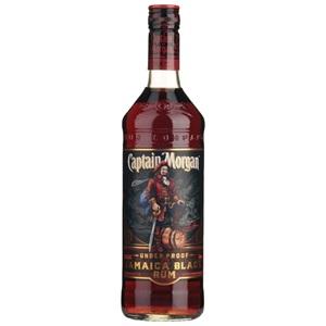Picture of Captain Morgan Dark Rum 1000ml