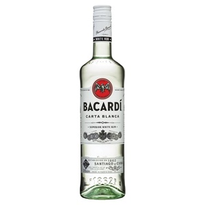 Picture of Bacardi White Rum 1000ml