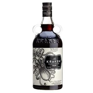 Picture of Kraken Black Spiced Rum 700ml