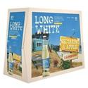 Picture of Long White Vodka Nectarine & Apple 10pk Bottles 320ml