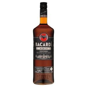 Picture of Bacardi Black Rum 1000ml