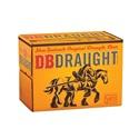 Picture of DB Draught 15 pk Btls 330ml