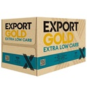 Picture of Export Gold Extra Low Carb Lager 15pk Bottles 330ml