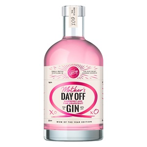 Picture of Good George Mother's Day Off Raspberry & Pink Grapefruit Gin 750ml