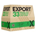 Picture of Export 33 Premium Low Carb Lager 12pk 330ml