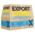 Picture of Export Citrus 12pk Bottles 330ml