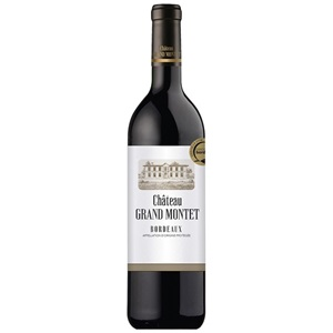 Picture of Chateau Grand Montet Bordeaux Red 750ml