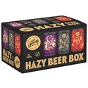 Picture of Good George Hazy Beer Box 6pk Cans 330ml