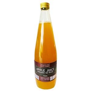 Picture of Apple Quarters NZ Rose Apple Juice 750ml